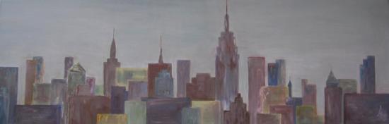 Skyline (120x40)
