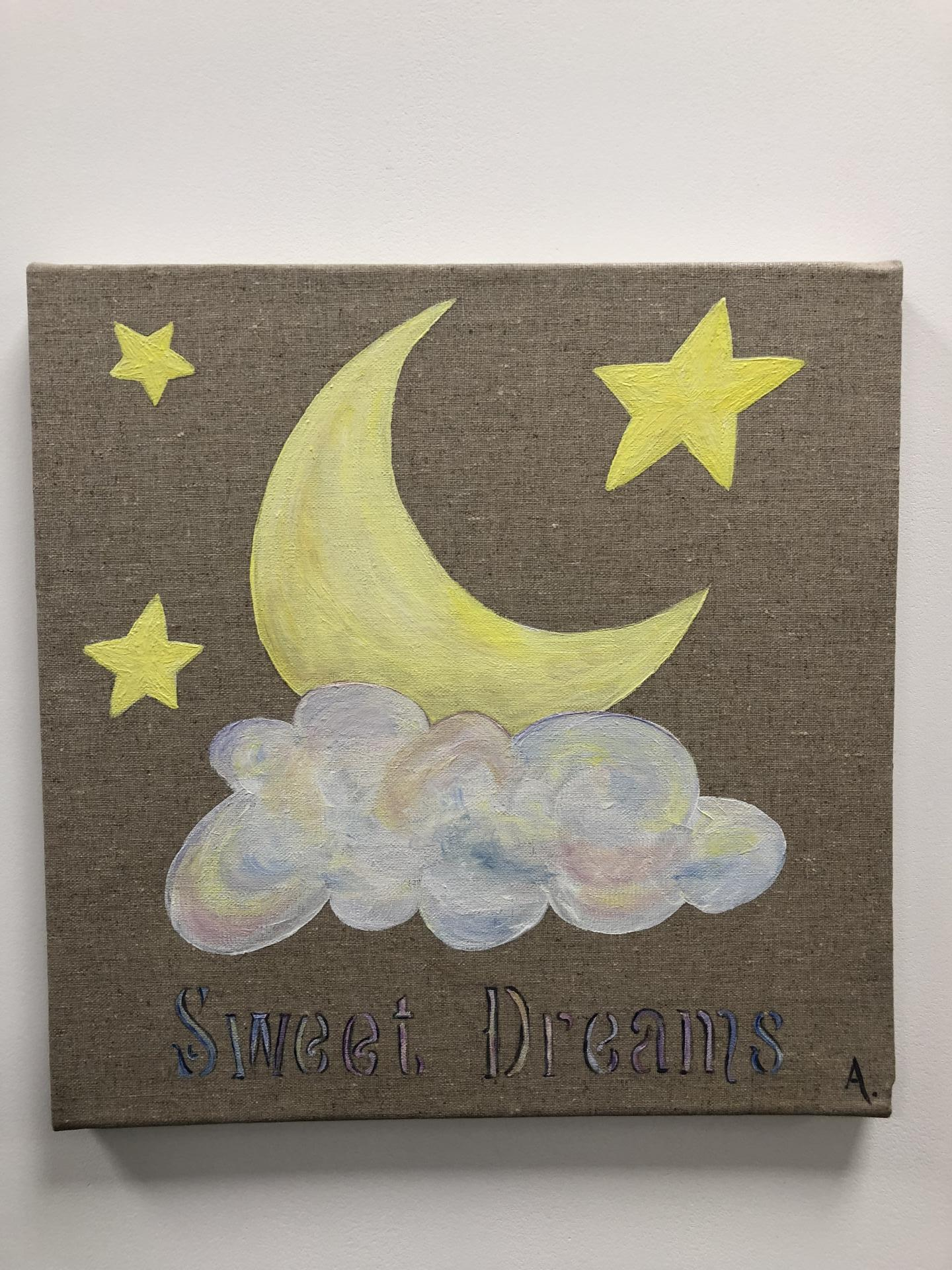 Sweet Dreams 30x30