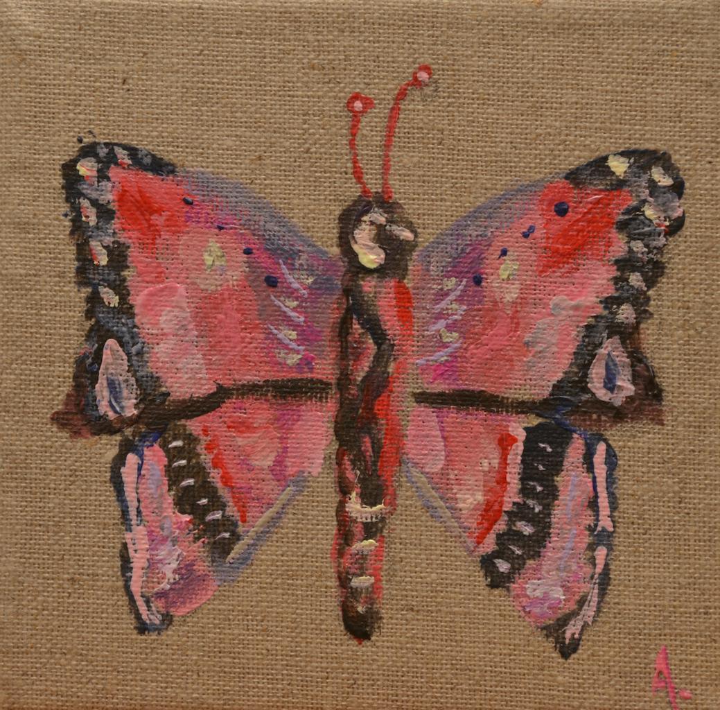 papillon 10X10